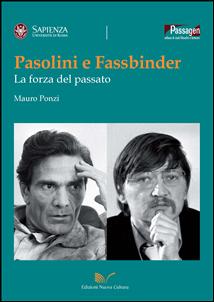 """""""Pasolini e Fassbinder"""" di Mauro Ponzi. Copertina"""