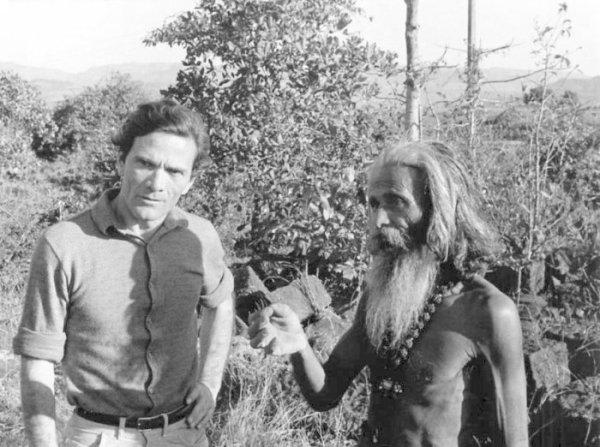 Pasolini in India (1967)