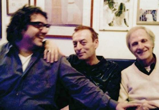 Remo Anzovino, Giovanardi e Lino Capolicchio