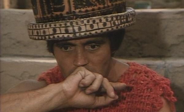 """Franco Citti in """"Edipo re"""" (1967) di Pasolini"""