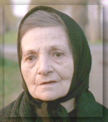 "Susanna Colussi in ""Teorema"""