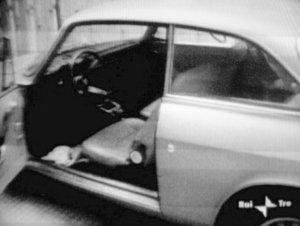 L'auto di Pasolini