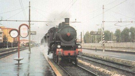 Il treno di Ciampino