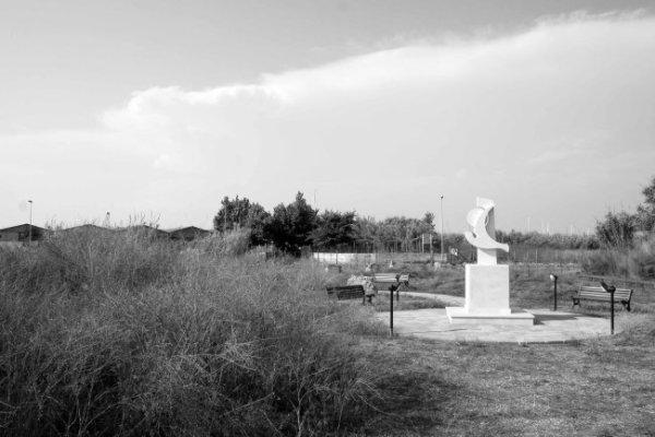 Idroscalo di Ostia. Il monumento. Foto di Jordi Corominas i Julian