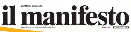 """il Manifesto"""