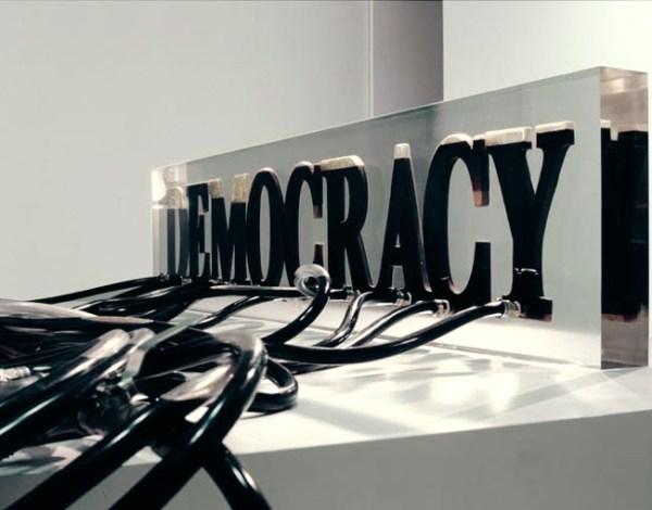 Petrolio e democrazia