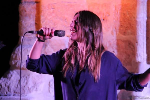 La cantante Bikimel