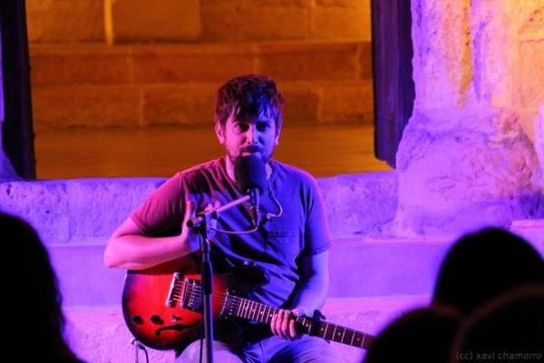 Il cantautore Pau