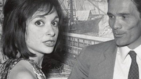 """Adriana Asti e Pasolini ai tempi di """"Accattone"""" (1961)"""