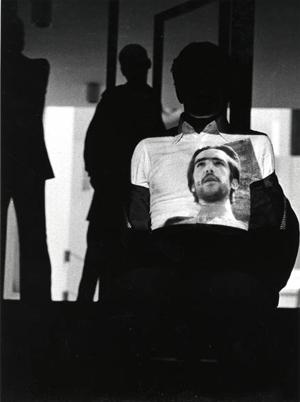 """Installazione """"Intellettuale"""". Foto di Antonio Masotti"""