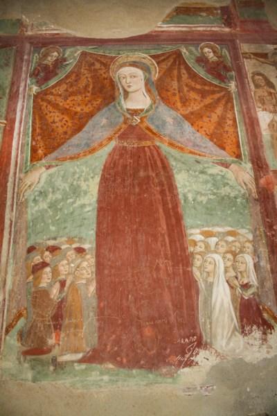 Santuario della Madonna di Filetta (Amatrice), XV secolo