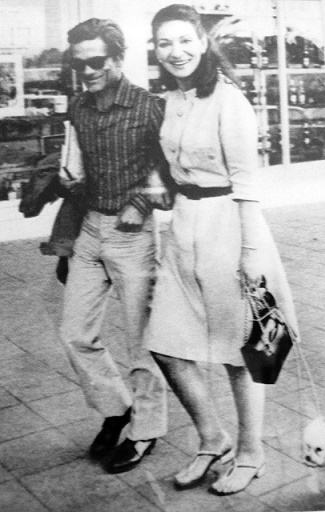Pasolini e Maria Callas