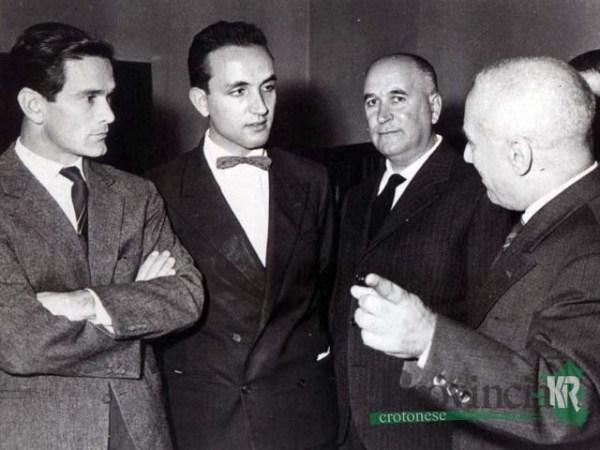 """Pasolini al """"Premio Crotone"""" (1959)"""