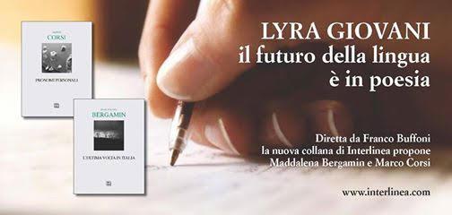 """Lyra Giovani"". Annuncio"