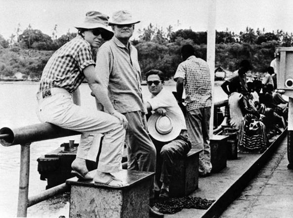 Dacia Maraini, Moravia e Pasolini in Africa nel 1969