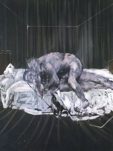 Francis Bacon, Two Figures (1953)