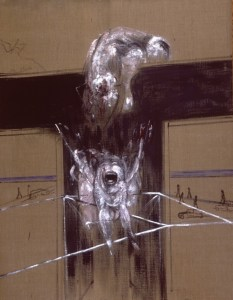 Francis Bacon, Fragment of a Crucifixion (1950)