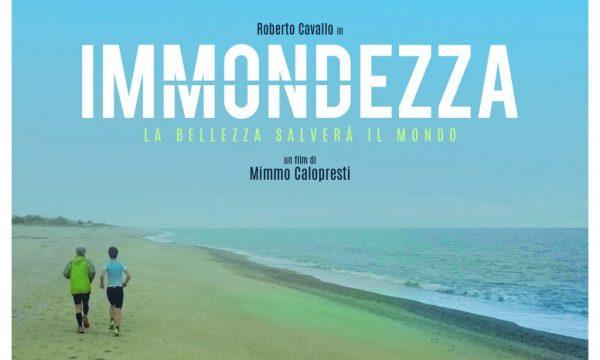 """""""Immondezza"""", docufilm di Mimmo Calopresti. Locandina"""