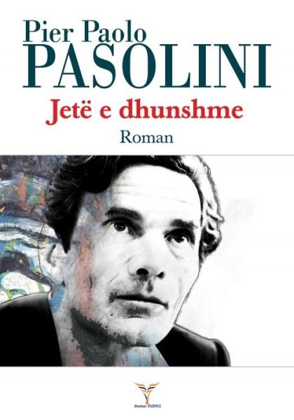 """Ragazzi di vita"" in versione albanese. Copertina"