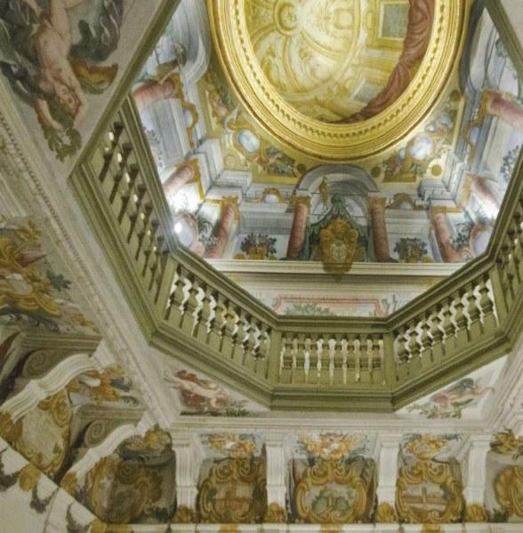 Palazzo Garzolin di Toppo Wassermann. Interno