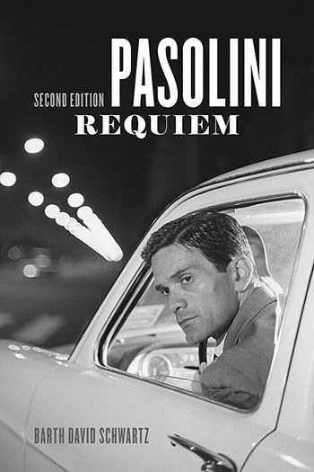 """Pasolini Requiem"" di Schwarz Bart, seconda ed.. Copertina"