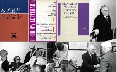 Opere di Giancarlo Vigorelli. Collage