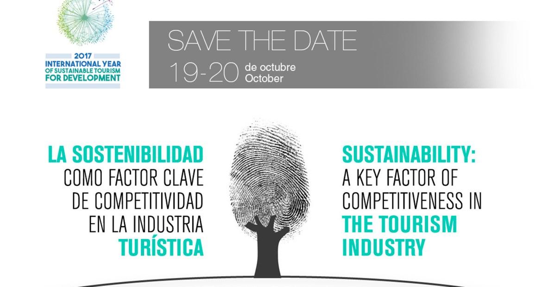 STINDUSTRY2017 Congreso Turismo Sostenible Lanzarote