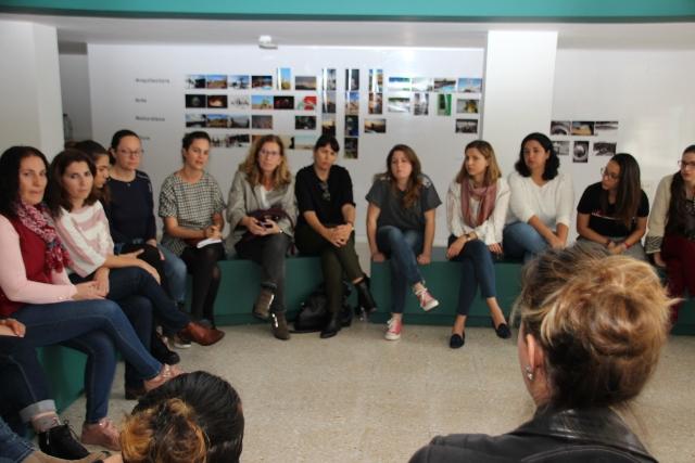 Dia internacional de la mujer en CACT Lanzarote