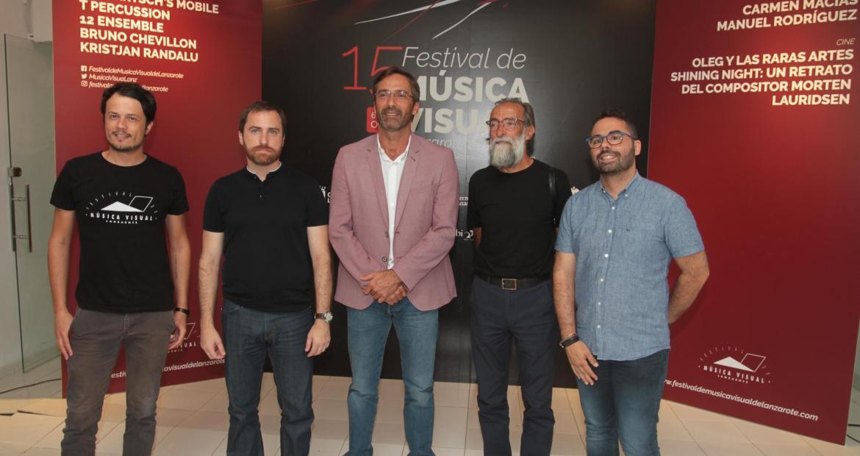 Festival de Música Visual de Lanzarote 2018