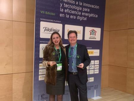 CITIES Timanfaya y Lanzarote Smart Island, premiados en los enerTIC Awards 2019