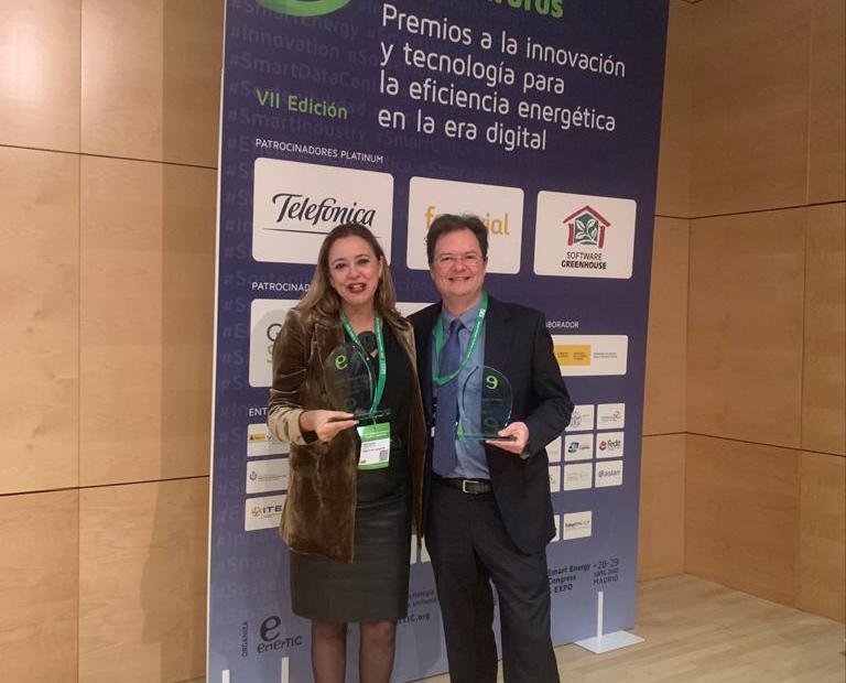 Premios Enertic 2019 Lanzarote Smart Cities