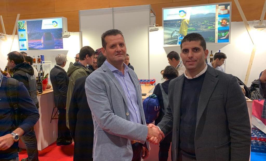 Acuerdo Vinos de Lanzarote y Centros