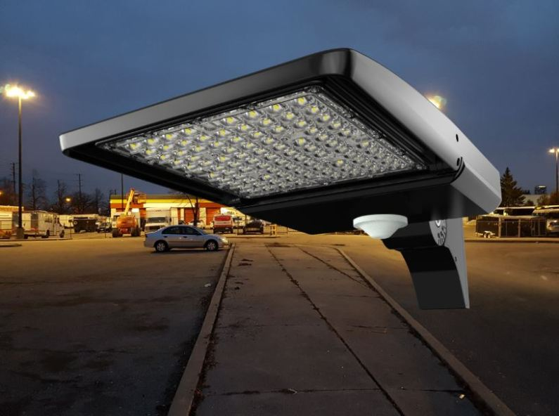parking lot LED lighting