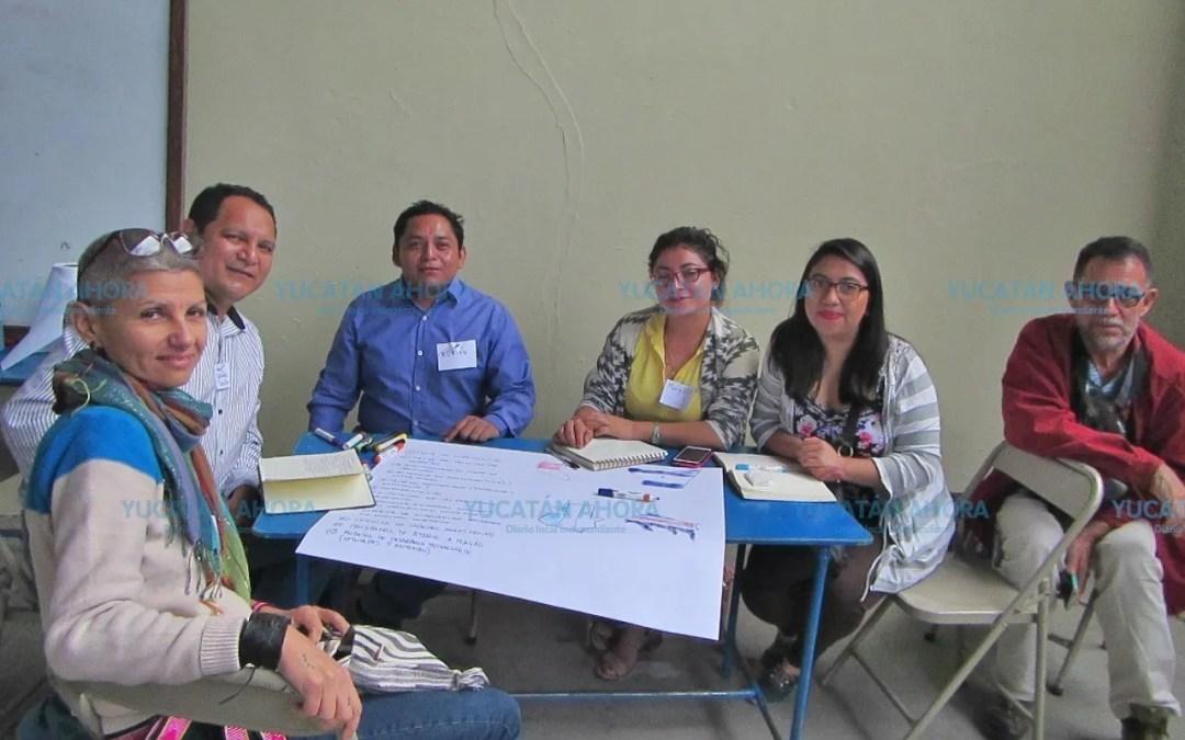 Urku Estudios Amazónicos en el X Congreso Mesoamericano de Abejas Nativas