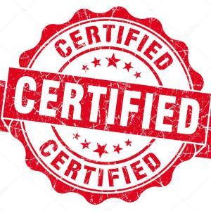Mamy certyfikat lokalnej organizacji wspierającej NGO!