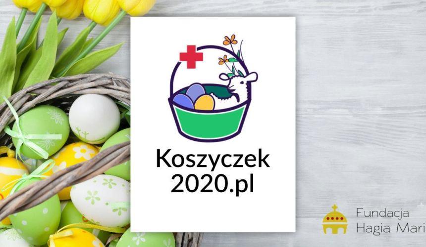 Koszyczek Wielkanocny 2020