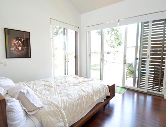 guest room sliding doors