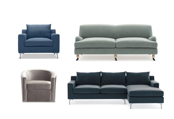 interior define sofas