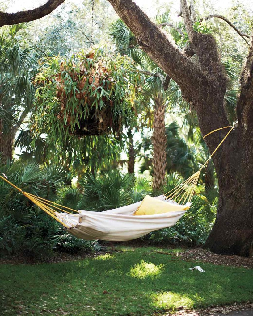 drop cloth hammock