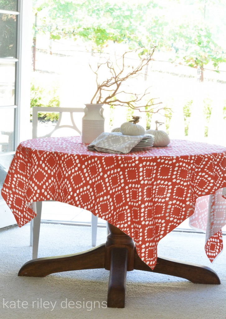 krd tablecloth