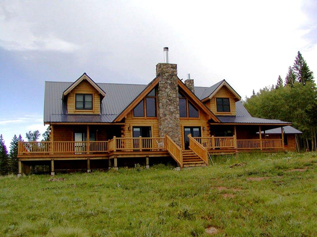Century Cedar Homes- Eagle Nest