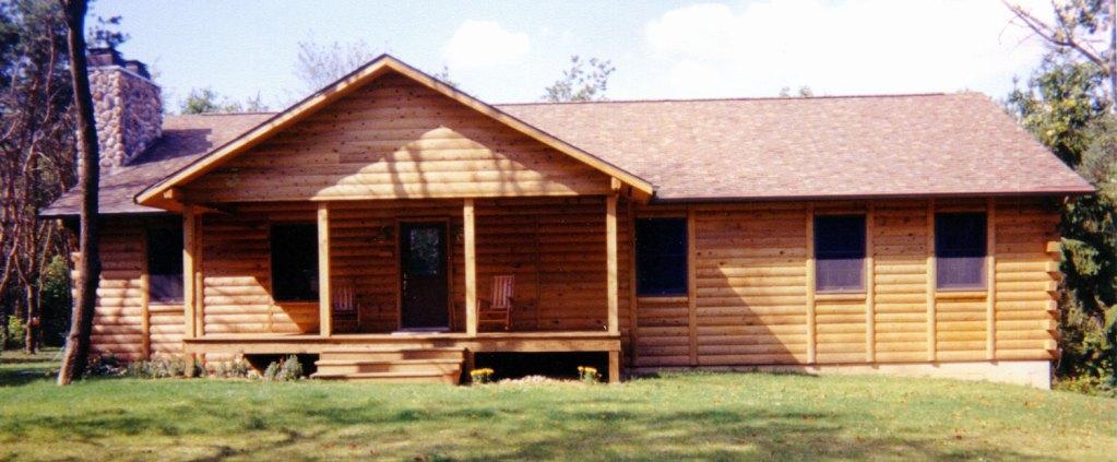 Century Cedar Homes- Marion