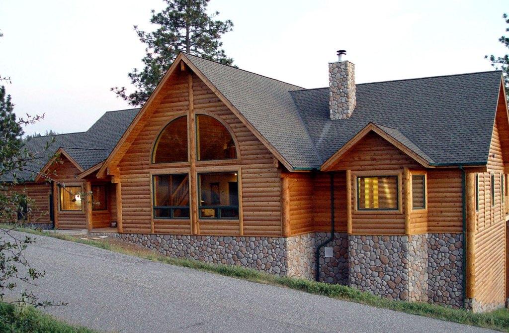 Century Cedar Homes- Rough and Ready