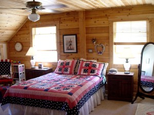Pine Mountain Bedroom