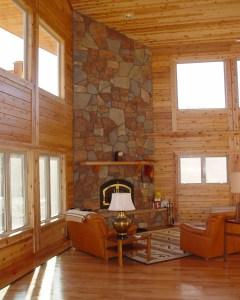 Pinneo Fireplace