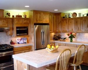 Rough & Ready Kitchen