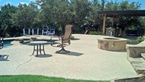 Classic-texture-patio-deck