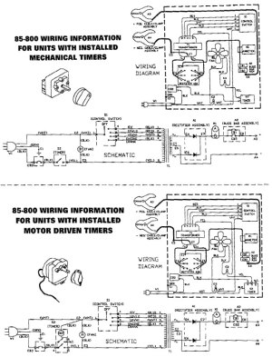 85800 NAPA Battery Charger Parts