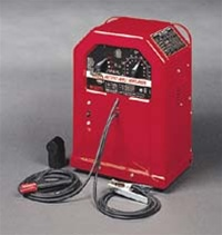 K1297 Lincoln Electric ACDC 225125 Arc Welder