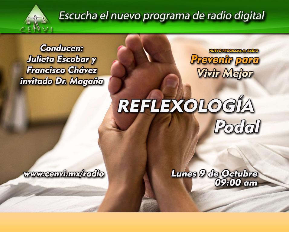 cenvi radio reflexologia
